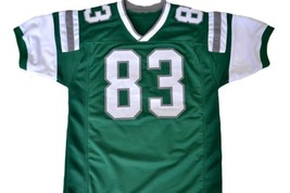 Vince Papale #83 Invincible Movie Men Football Jersey Green Any Size image 2