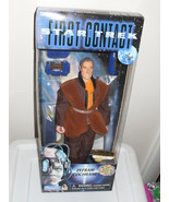 1996 Star Trek Zefram Cochrane Figure In The Box - $14.99
