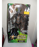 2000 Star Wars  Bounty Hunter  4 Lom 12 Inch Figure In Box - $24.99
