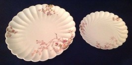 Haviland Limoges Fine China, HC Depose, Dinner Plate and Bread & Butter - $16.82