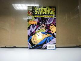 L3 MARVEL COMIC DR. STRANGE SORCERER SUPREME ISSUE #56 AUG 1993 GOOD CON... - $3.53