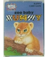 Zoo Baby Rummy Card Game Bicycle Kids US Playing Card Company - $5.89