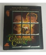 A Christmas Carol by Charles Dickens Cassette Audiobook Focus on the Family - $14.01