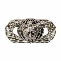 Mid Size Genuine U.S. Air Force (Usaf) Breast Badge: Force Protection - $14.83