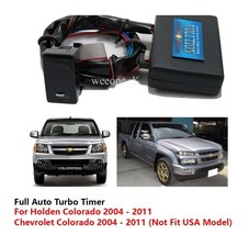 VOLUTION FULL AUTO TURBO TIMER FOR CHEVROLET HOLDEN COLORADO PICKUP 2002... - $68.09