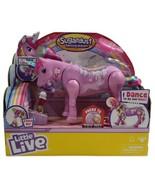 Little Live Stardust My Dancing Interactive Unicorn Dances & Lights to M... - $23.75