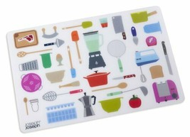 *Joseph Joseph soft chopping board flexi-grip kitchen tools 921151 - $23.94