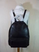 NWT Tory Burch Black Leather Ella Backpack $395 - $391.05