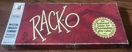 Vintage 1956 Milton Bradley Racko Rack-O Game Complete 4615 - $12.60