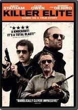 DVD - Killer Elite DVD  - $7.08