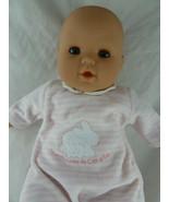 Corolle Mon Poupon Baby Doll 14 inch 2011 open mouth soft torso vinyl li... - $29.69