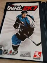 Sony PS2 NHL 2K7 image 2