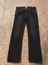 Girls The Childrens Place Stretch Jeans Sz 10 - $5.45