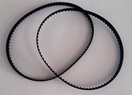 2 NEW Delta 31-460, Type 2 & 3 Sander Replacement Geared Belts 1347220 & 491937- - $15.83