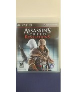 Assassins Creed Revelations (Sony Playstation PS3, 2011) Game - $7.91