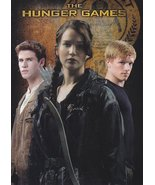 The Hunger Games Movie Single Trading Card #01 NON-SPORTS NECA 2012 - $3.00