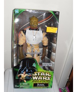 2000 Star Wars Bounty Hunter Bossk 12 Inch Figure In The Box - $24.99