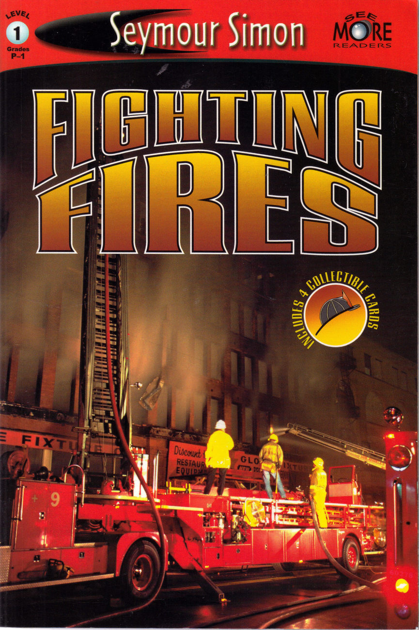Fighting fires bk