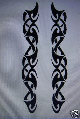 TRIBAL DESIGN #39 STRIPE DECAL HOOD CAR TRUCK SEMI SUV