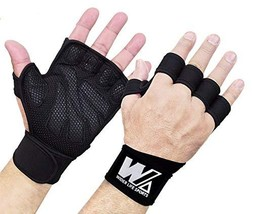 Breathable Exercise & Fitness Gloves, Prevent Chafing and (X-Large) - $22.45