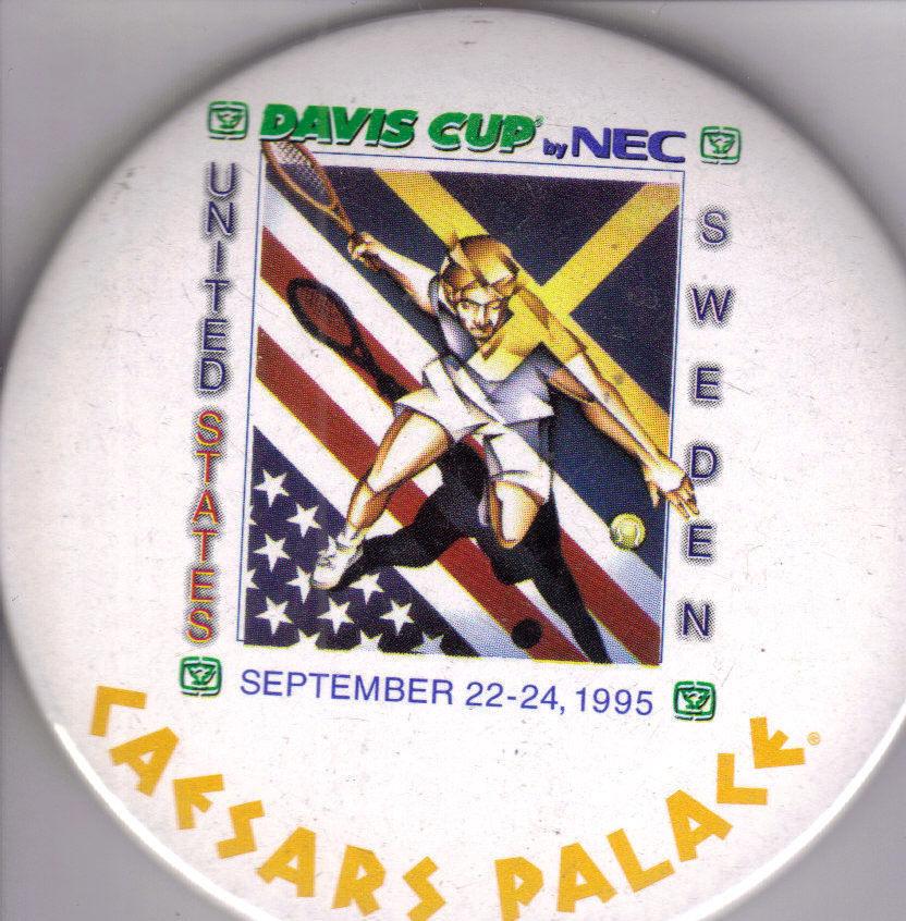 Button davis cup