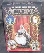 VICTORIA An Empire Under The Sun 1836-1920 PC GAME NIB - $14.96