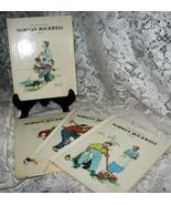 Norman Rockwell-Books-Box Set: Four Seasons-1984 - $15.00