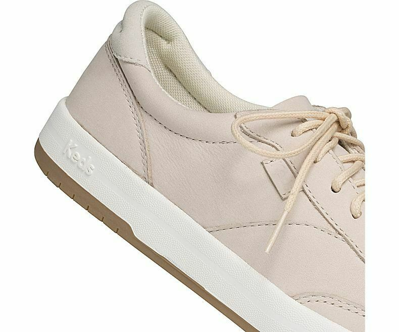 Keds WH59013 Women's Match Point Nubuck. Pink Shoes, 9 Med