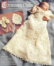 Christening crochet pattern thumb200