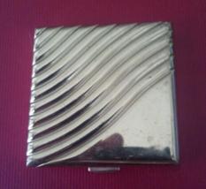 Vintage Gold Estee Lauder Powder Compact - Rare  - $24.99