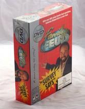 Family Feud DVD Game Richard Karn Survey Says Game Show 2005 NIB - $13.99