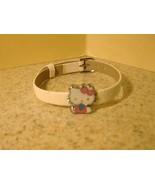 BRACELET CHILDS HELLO KITTY WHITE SPARKLE #21 - $7.99