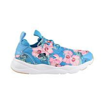 Reebok Furylite FG Floral Women's Shoes Flight Blue-Berry-Pink BD1097 - $54.95