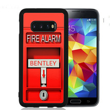 Personalized Case Fits Samsung Galaxy S10 S9 S8 S7 Fire Alarm Fighter Cu... - $13.98