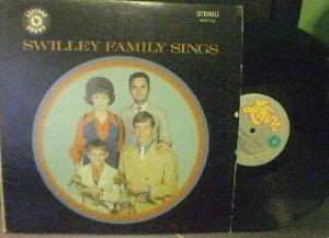 SWILLEY FAMILY SINGS - LeFevre Sound MLSP 2776