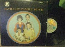SWILLEY FAMILY SINGS - LeFevre Sound MLSP 2776 - $4.00