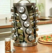 Kamenstein 20 Jar Revolving Spice Rack - £23.03 GBP