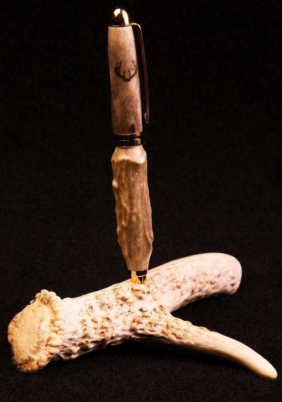 Primary image for Steiner Antler Pen -  A Measure of Excellence