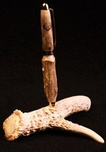 Steiner Antler Pen -  A Measure of Excellence - $75.00