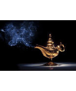ANY WISH FROM CLARA'S PERSONAL DJINN FAME WEALTH BEAUTY LOVE MONEY SPELL - £1,483.73 GBP