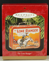 Hallmark Ornament LONE RANGER LUNCH BOX 1997 New in Box - $12.95