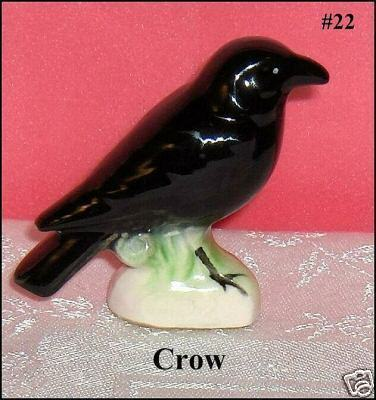 Canadian Tenderleaf Tea Bird - Crow