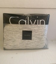 Calvin Klein Modern Cotton Strata Full Queen Duvet Cover MARBLE - $114.83