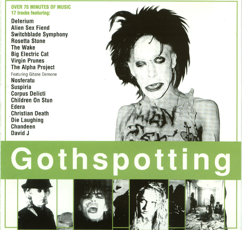 Gothspotting
