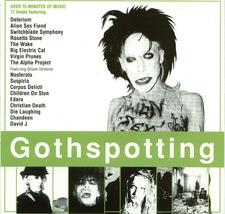 Gothspotting 1998 CD OOP Delerium Corpus Delecti + - $3.00