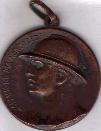 Medal al fante