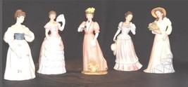 Lady Figurines Vintage Elegant AB 520 - $137.15