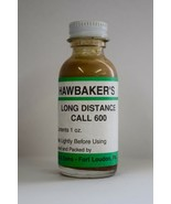 "Hawbaker's  ""Long Distance Call 600""  1 Oz. Lure Traps  Trapping Bait - $11.83"