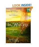 In His Grip by Jim Sheard and Wally Armstrong (1997, Hardcover) - $5.00