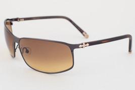 MATSUDA Black Brown / Brown Gradient Sunglasses 10682 BBR - $165.62